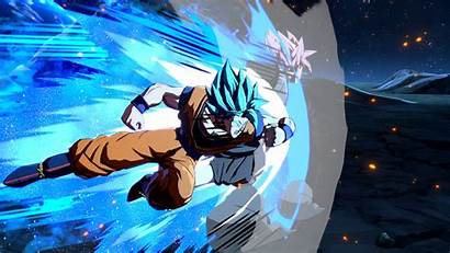 Dragon Ball Fighterz Wallpapers 4k Backgrounds Games