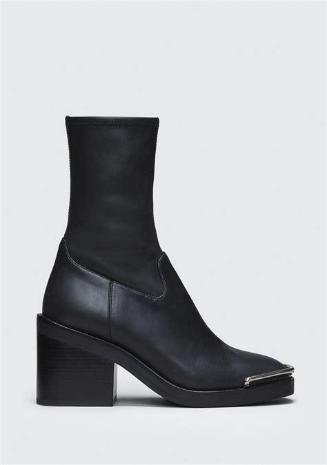 alexander wang hailey boot boots official site