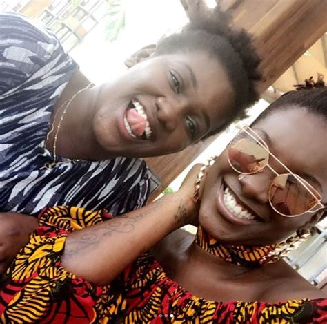 Meet Ebony Reigns Big Sister, Foriwaa Opoku-kwarteng
