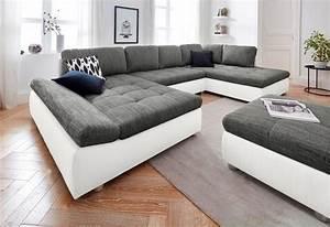 Couch Mit Bettfunktion Und Bettkasten : sit more wohnlandschaft fabona wahlweise mit bettfunktion bettkasten und armteilfunktion ~ Indierocktalk.com Haus und Dekorationen