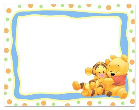 Winnie The Pooh Templates by Choosing A Winnie The Pooh Baby Shower Invitation Free