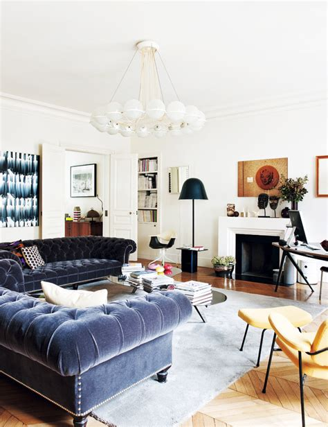Get The Look A Living Room In Paris. Dining Rooms Set. Video Gaming Room. Living Room Design With Grey Sofa. Chairs Dining Room Furniture. Interiors For Kids Room. Glam Powder Room. Small Couches For Dorm Rooms. Long Living Room Design