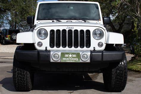 jeep wrangler unlimited sahara  sale