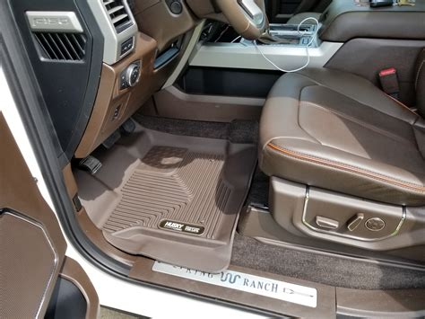 husky  act contour floor mats ford  forum
