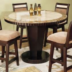round marble kitchen table and chairs traditional style space with corallo marble round counter