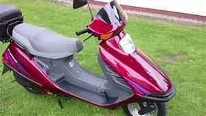 Honda Spacy Ch 125 Cm Rocznik 1997