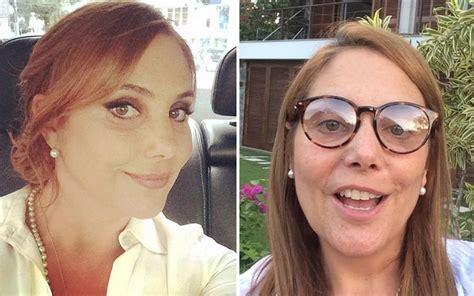 Heloisa Périssé publica fotos da filha adolescente no ...
