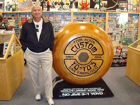 World's Largest Yo-yo And National Yo-yo Museum, Chico, Ca