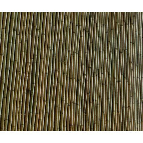 bamboo screen moda premium bamboo screen fencing 1 8x1 5m natural bunnings warehouse