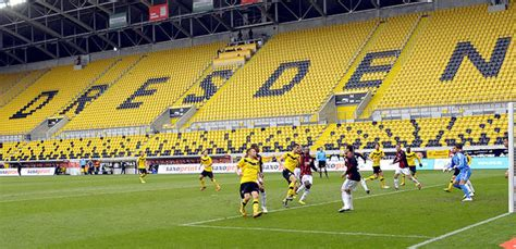 But another rival would at the same time disappear when the stasi outmaneuvered the army and fc vortwärts berlin was relocated to frankfurt an der oder in 1971. Dynamo Dresden Sell Out 32,000-Capacity 'Ghost Game'   Who ...
