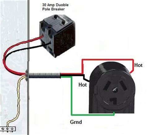 prong dryer outlet wiring diagram dryer outlet house