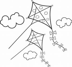 Kite Clipart - Clipartion.com
