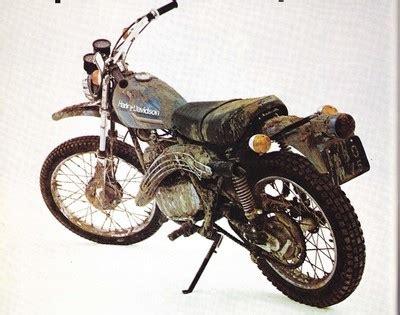 harley davidson 125 cm3 moto ancienne presentation harley davidson 125 sx 1975