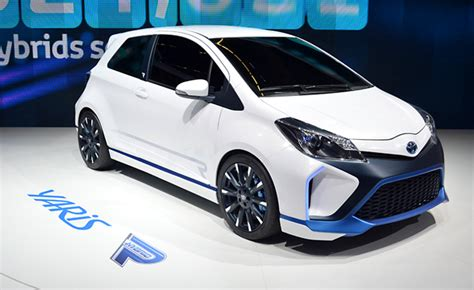 Toyota Elbil 2020 by Toyota Yaris Hybrid R Concept Armed With 420 Ponies