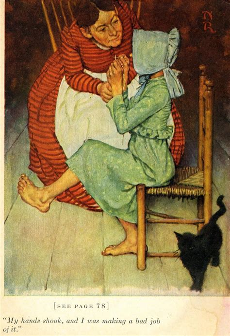 Church Chairs 4 Less by Today S Inspiration Norman Rockwell S Illustrations For