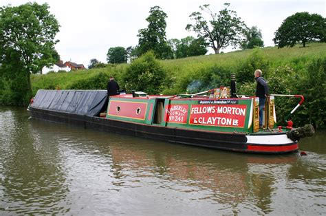 kimberley historic narrow boat club