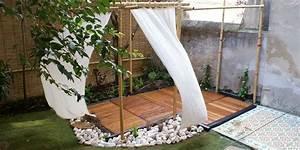 comment faire un petit jardin japonais simple emejing With awesome modele de jardin avec galets 0 20 decoration jardin zen ide de jardin zen decoration de