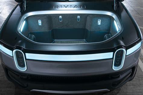 la auto show rivian launches adventure electric pickup