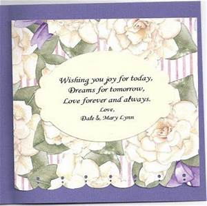 card sentiments 50th anniversary card thank you cards With words for 50th wedding anniversary card