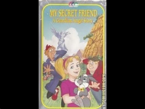 Opening To My Secret Frienda Guardian Angel Story 1994 Vhs Youtube