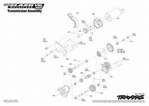 29 Traxxas Slash 4x4 Parts Diagram