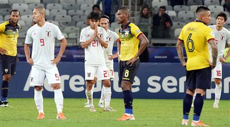 Последние твиты от copa américa (@copaamerica). Copa America: Japan and Ecuador eliminated after draw ...