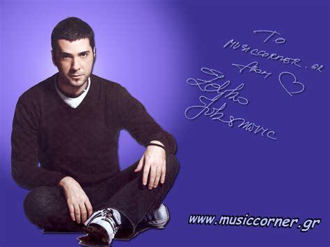 Ο Zeljko Joksimovic στο Μusic Corner