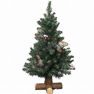 Künstlicher Weihnachtsbaum Geschmückt : k nstlicher mini weihnachtsbaum geschm ckt und beleuchtet ~ Michelbontemps.com Haus und Dekorationen