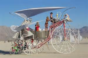 Burning Man Tricycle