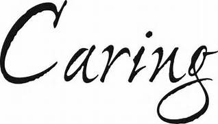 The Word Caring