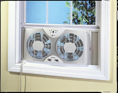 bathroom window vent fan holmes hawf2043 dual blade twin window fan with one touch