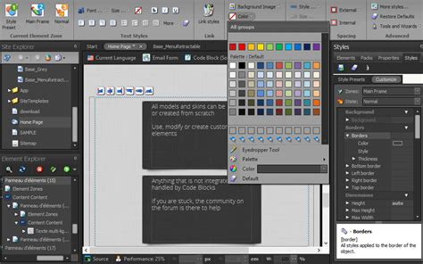 freeware website builder software  windows