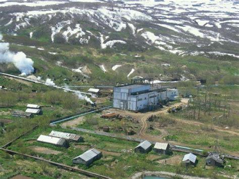 Мутновская ГеоЭС — крупнейшая геотермальная электростанция России — Superfb