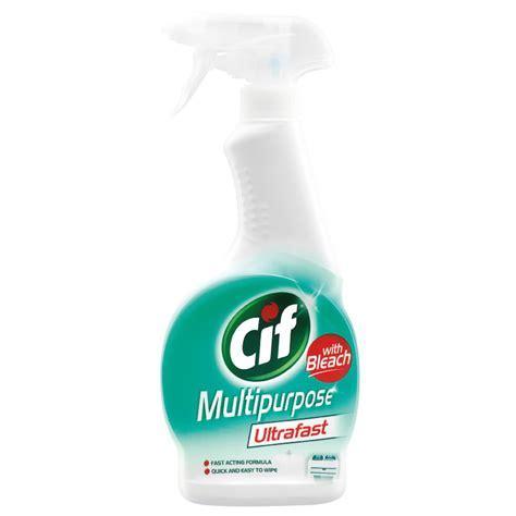 B&M Cif Multi Purpose Cleaner Ultrafast 450ml   287595   B&M