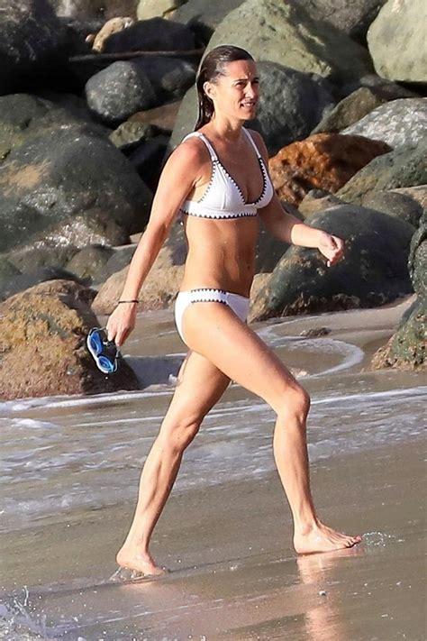 Pippa Middleton Nude And Bikini Pics From Caribbean Islands
