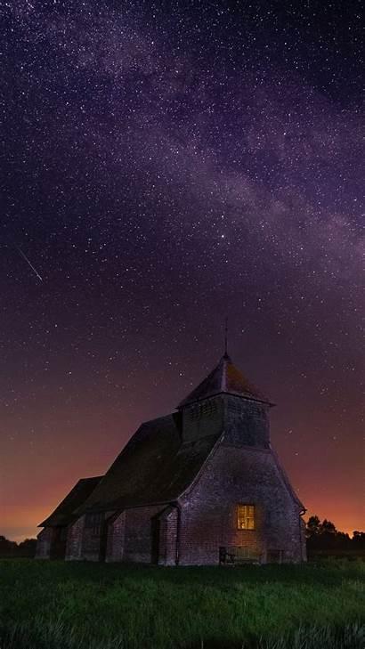 Sky Starry Structure Night Kingdom United Fairfield