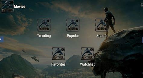 black panther apk install  fire tv firestick android tv boxes kodiboss