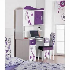 Bureau Enfant Fille : bureau d angle pour fille visuel 8 ~ Teatrodelosmanantiales.com Idées de Décoration