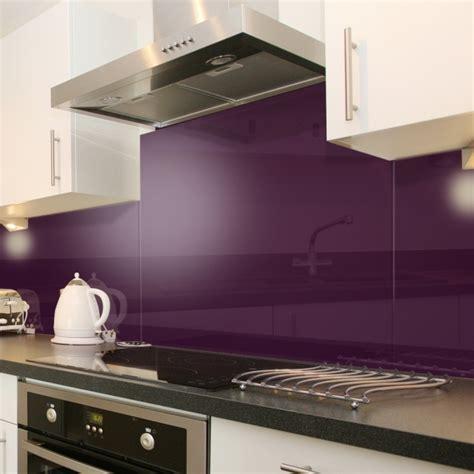 cuisine violet idée credence cuisine violet crédences cuisine