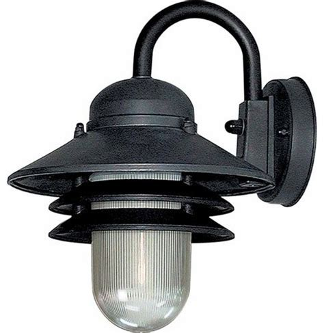 volume lighting v9725 nautical outdoor 1 light 10 quot height