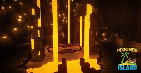 elite pixelmon island minecraft building