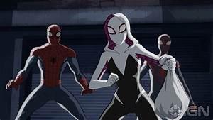 Spider-Gwen fera ses débuts à l'écran dans Ultimate Spider ...