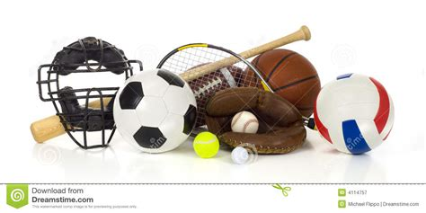 sports gear  white stock image image  grip