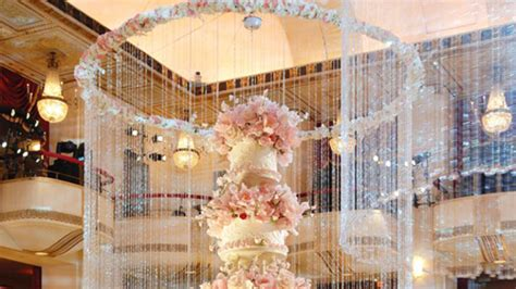 sylvia weinstocks wow worthy wedding cakes instylecom