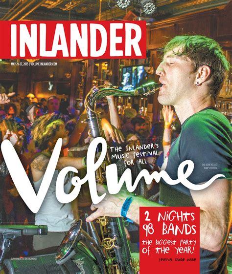 Inlander 05/21/2015 by The Inlander Issuu