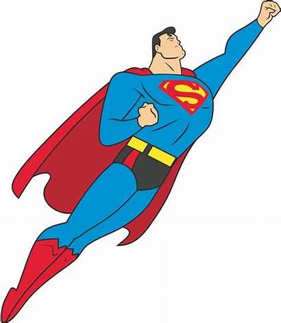 Superman Clipart Clip Clipartpanda Cartoon Superhero Background