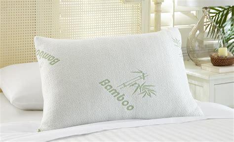 Bamboo Memory Foam Pillow