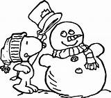 Coloring Snoopy Winter Snow Printable Peanuts Snowman Grinch Well Drawings Pj Max Printables Charlie Brown Stole Clipart Dog Halloween Getcolorings sketch template
