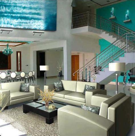 tiffany blue living room living rooms pinterest