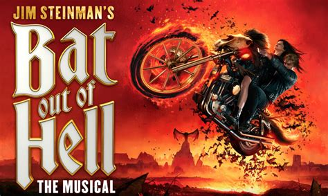 Bat Out Of Hell Musical Coming In 2017  Best Classic Bands